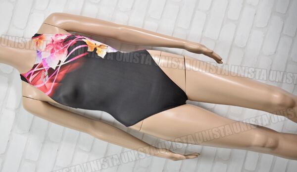 ARENA アリーナ ARN-5048WL X-PYTHON エックスパイソン FINA 女子競泳水着 ブラック・ピンク