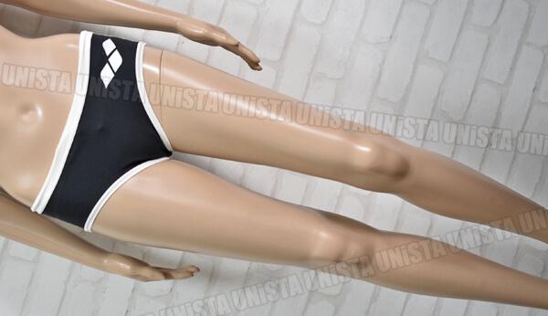 ARENA アリーナ KKAR-05 ブイタフ 北島康介プロデュース ブーメラン水着・男子競泳水着 ブラック・ホワイト