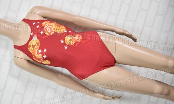 ARENA アリーナ SAR-5106WL STRUSH-J ストラッシュ 女子競泳水着 レッド