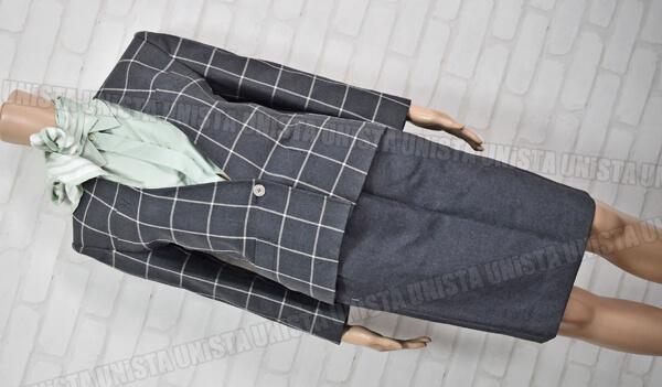 ANA 全日本空輸 ボーイング 5代目 グランドホステス 企業制服 ジュンアシダ(芦田淳デザイン)1