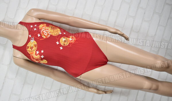 ARENA アリーナ SAR-5106WL STRUAH-J ストラッシュJ 女子競泳水着 レッド