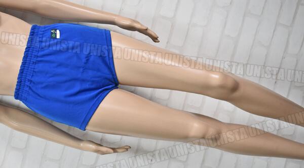DERBY STAR ダービースター G160 女子スポーツニットショーツ・スポーツブルマー ブルー