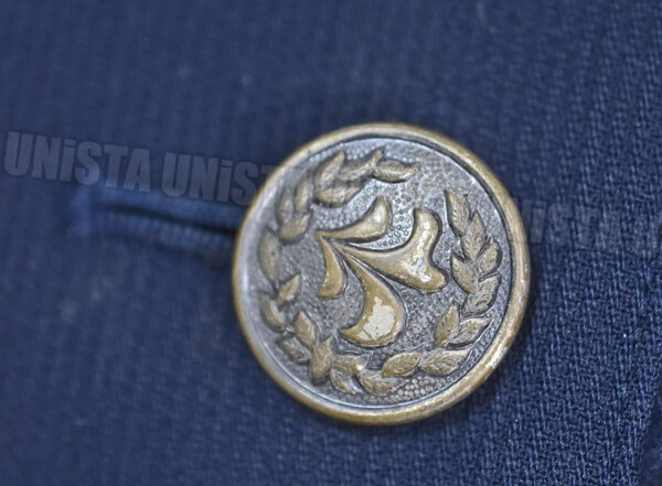 正規品 JAS 旧日本エアシステム 客室乗務員 CA キャビンアテンダント 企業制服 ネイビー3