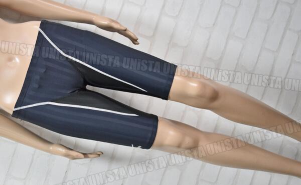 MIZUNO ミズノ N2MB602396 Stream Aqucela ストリームアクセラ FINA男子競泳水着 ブラック・レッド
