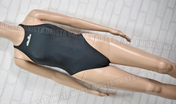 ellesse エレッセ ES51450 フライバック 女子競泳水着 カーボン