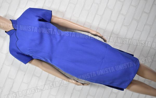 チャイナエアライン 中華航空 CA キャビンアテンダント 企業制服 ブルー3