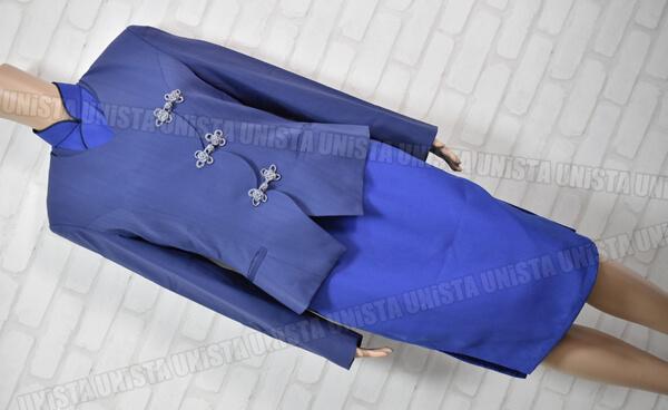 チャイナエアライン 中華航空 CA キャビンアテンダント 企業制服 ブルー1