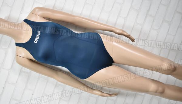ARENA アリーナ ARN-8504W Shin_rev シンレボ ニューリミック LASCLE 女子競泳水着 ネイビー