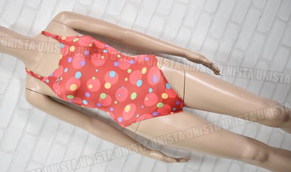 MIZUNO ミズノ MIGHTYLINE マイティライン 女子競泳水着 レッド