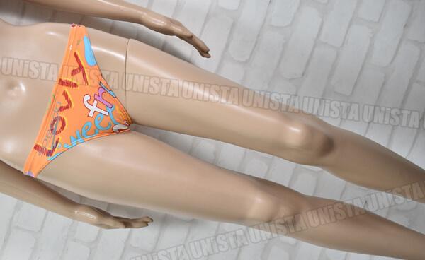 限定モデル SPEEDO スピード SDS71A51 FASTSKIN XT-W ファーストスキンXTW ブーメラン水着・男子競泳水着 オレンジ