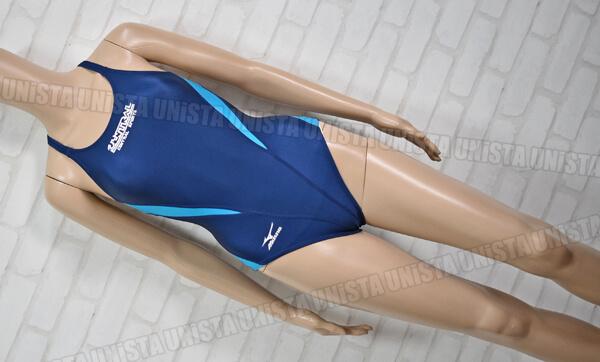 MIZUNO ミズノ K85EC11353 スコーパー セントラルスポーツ指定 女子競泳水着 ネイビー