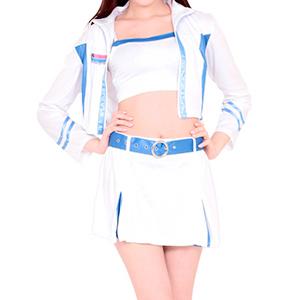 キャンペーンガール衣装