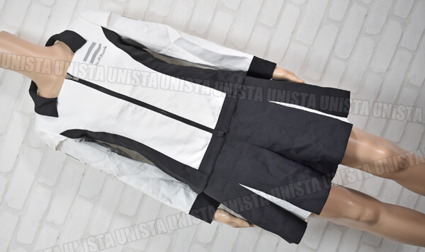 SoftBank ソフトバンク キャンペーンガール衣装・企業制服 オンワード商事製 ホワイト・ブラック