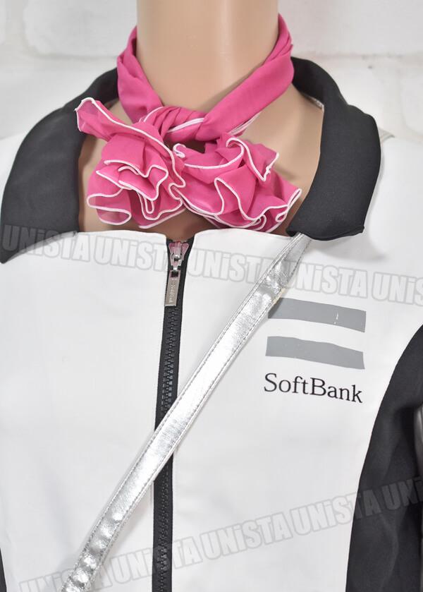 正規品 SoftBank ソフトバンク キャンペーンガール衣装 企業制服 ホワイト・ブラック2