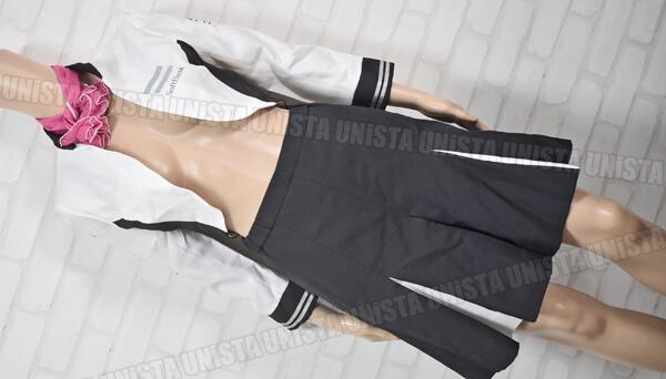 正規品 SoftBank ソフトバンク キャンペーンガール衣装 企業制服 ホワイト・ブラック5