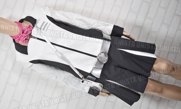 正規品 SoftBank ソフトバンク キャンペーンガール衣装 企業制服 ホワイト・ブラック1