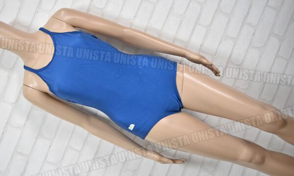UNITIKA ユニチカ silesta シルエスタ SE1400P 2wayトリコット ワンピース水着・女子競泳水着 ネイビー