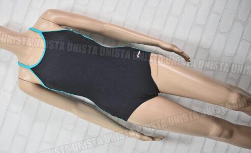 MARUKOO マルコー M6000M TORAY RACING素材 新型ワンピース水着・女子競泳水着 ブラック