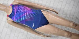 ミズノ N2MA9245 ストリームアクティバ 女子競泳水着買取入荷