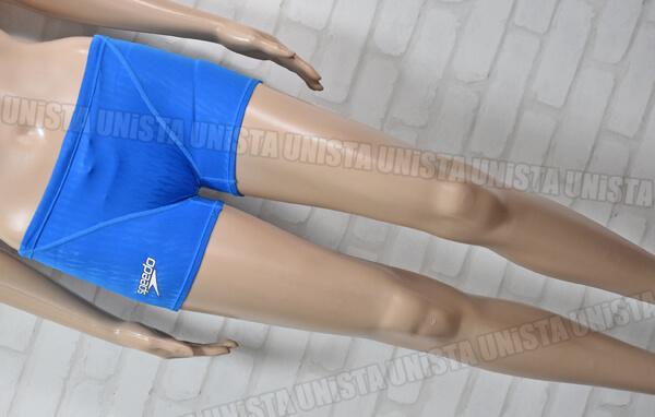 SPEEDO スピード 83RT-70022 AQUABLADE-Σ アクアブレードシグマ ショートボックス水着 男子競泳水着 ブルー
