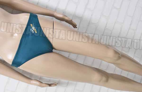 ASICS アシックス AMA403 初期ロゴ HYDRO SP ハイドロSP 男子競泳水着 グリーン