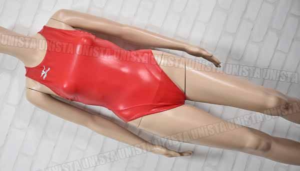 MIZUNO ミズノ 85ON-9888 WATERPOLO 全面 ウォーターポロ 世界水球モデル 水球水着 レッド
