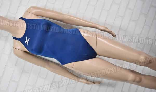 MIZUNO ミズノ N2JA4221 MIGHTYLINE マイティライン ML-Ⅲ ハイカット FINA 女子競泳水着 ネイビー