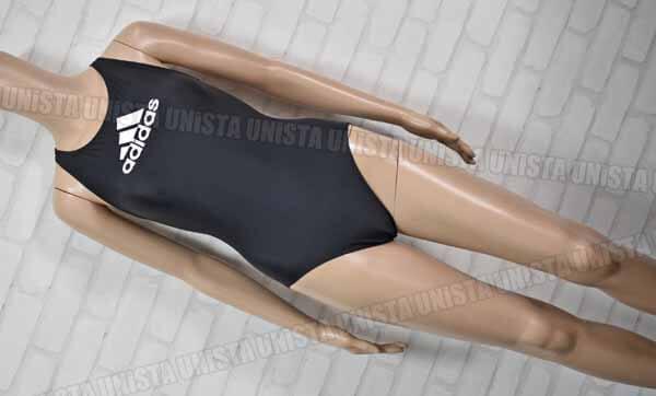 adidas アディダス DQ3370 YA BOS SUIT INFINITEX インフィニテックス 女子競泳水着 ブラック