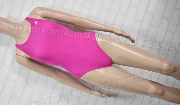adidas アディダス FL8665 FIT SUIT SOL Y INFINITEX インフィニテックス 女子競泳水着 パープル