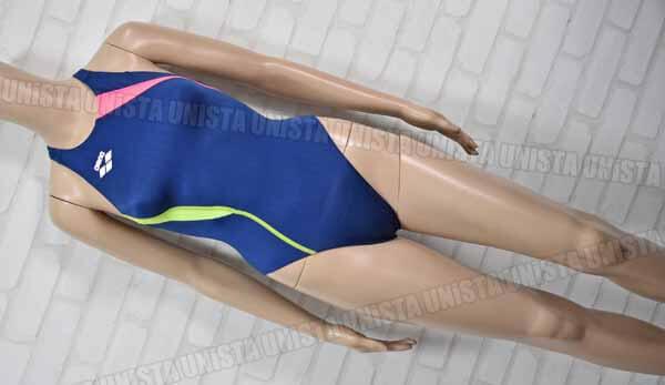 ARENA アリーナ ARN-5011WL X-PYTHON エックスパイソン FINA 女子競泳水着 ネイビー