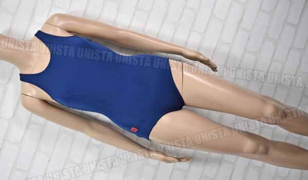 FOOTMARK フットマーク NO.101502 ハイゲージ水着 ワンピース水着 女子競泳水着 ネイビー
