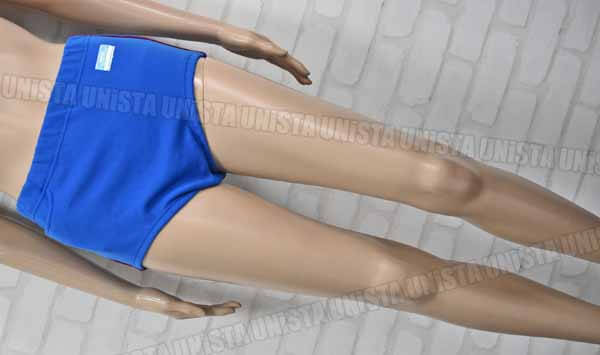 KANKO カンコー TC-500G 女子スポーツニットショーツ スポーツブルマー ブルー