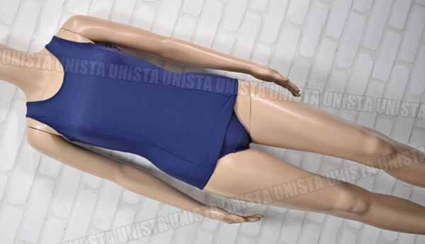 LE MODE ル・モード NO.10131 旧型ワンピース水着 女子競泳水着 ネイビー