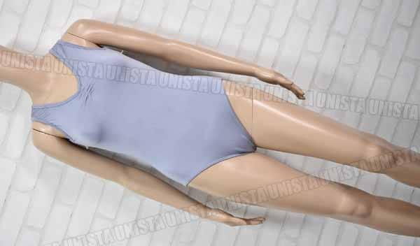 amabile アマービレ 女子バレエ ダンス ナイロン製 ノースリーブレオタード