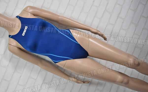 ARENA アリーナ ARN-1021W AQUA XTREME アクアエクストリーム RIMIC ハイカット FINA 女子競泳水着 ネイビー